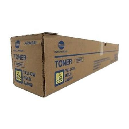 Konica Minolta TN324Y Yellow Original Toner Cartridge (A8DA230)