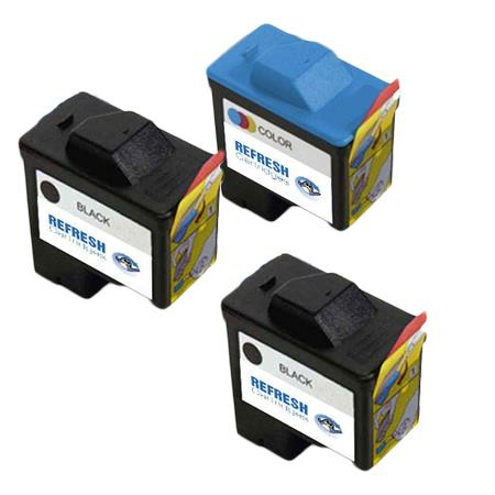 T0529/T0530 Full Set + 1 EXTRA Remanufactured Inks