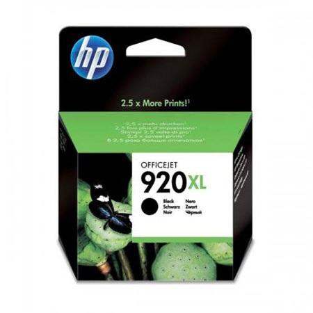 HP 920XL Original Black Officejet Ink Cartridge