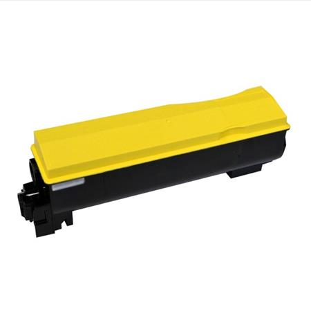 Compatible Yellow Kyocera IT02HGAUS0 Toner Cartridge (Replaces Kyocera TK-572Y)