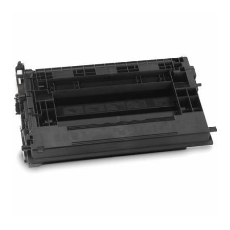 Compatible Black HP 37X High Yield Toner Cartridge (Replaces HP CF237X)