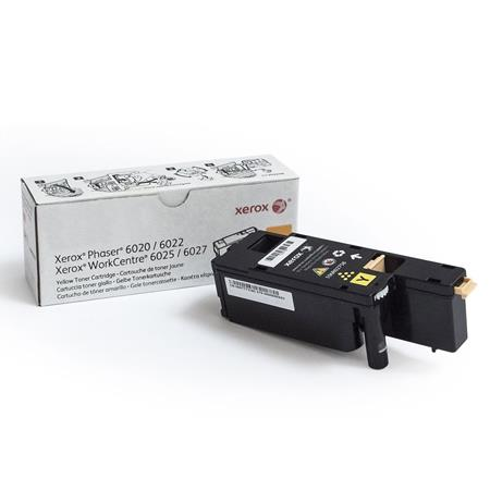 Xerox 106R02758 Yellow Original Toner Cartridge