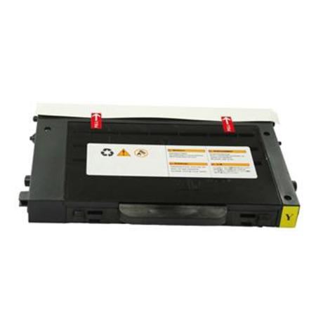 Compatible Yellow Samsung CLP-500Y Toner Cartridge