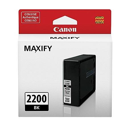 Canon PGI-2200 (9291B001) Black Original Standard Capacity Ink Cartridge