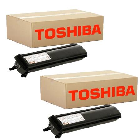 T-4590 Black Remanufactured Toner Cartridge Twin Pack