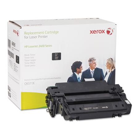 Xerox Premium Replacement Black Toner Cartridge for HP 11X (Q6511X)