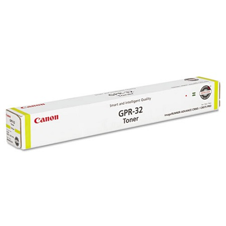 Canon GPR-32 High Capacity Yellow Toner Cartridge (2803B003AA)
