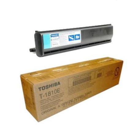 Toshiba T-1810 Black Original Toner Cartridge