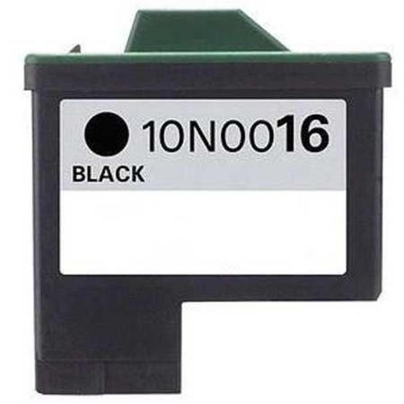 Lexmark No.16 (10N0016) Black Remanufactured Print Cartridge