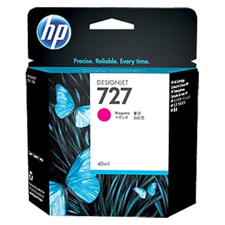 HP 727 Magenta Original Standard Capacity Ink Cartridge
