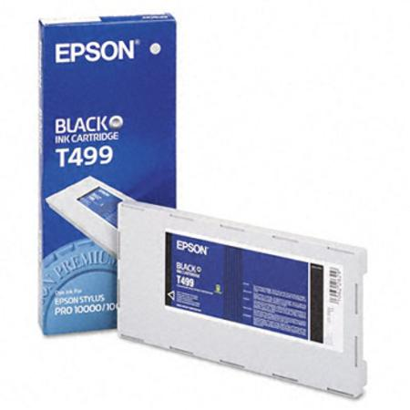 Epson T499011 (T499) Original Black Ink Cartridge