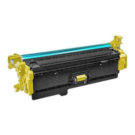 HP 508X Yellow Remanufactured High Capacity Toner Cartridge (CF362X)