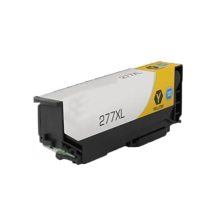 Epson 277XL (T277XL420) Yellow Remanufactured High Capacity Ink Cartridge