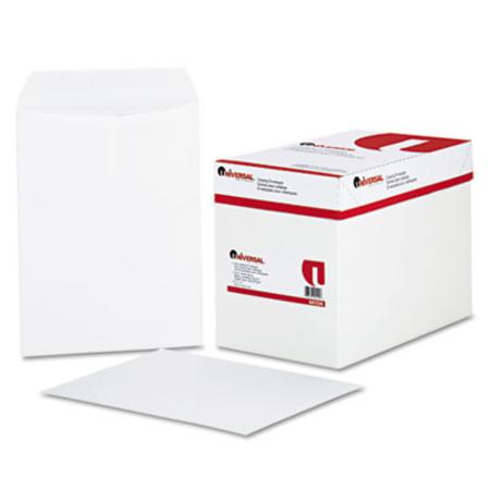 Universal Catalog Envelope Side Seam 9 x 12 White 250/box