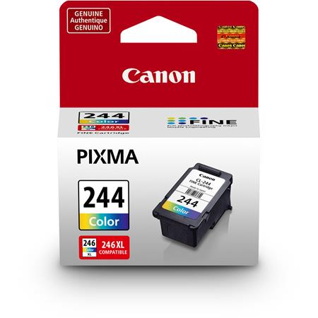 Canon CL-244 Color Original Ink Cartridge