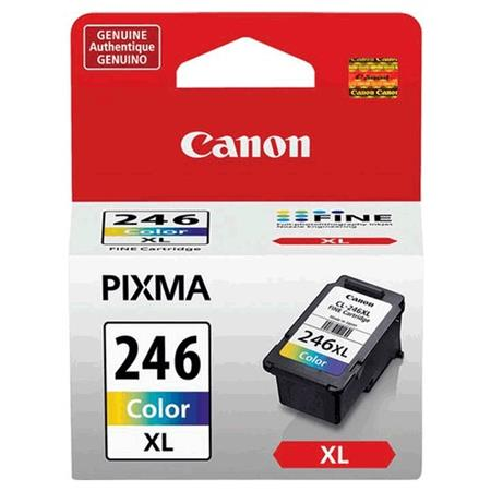 Canon CL-246XL Color High Capacity Original Ink Cartridge