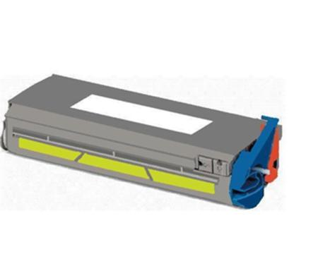 Compatible Yellow Konica Minolta 950-186 Toner Cartridge