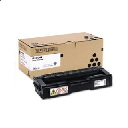 Ricoh 407653 Black Original Toner Cartridge