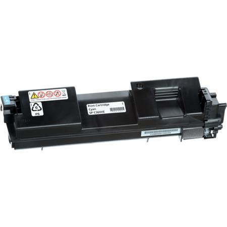 Ricoh 408177 Cyan Original High Capacity Toner Cartridge
