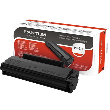 Pantum PB211 Black Original Toner Cartridge