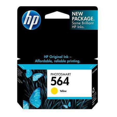 HP 564 Yellow Original Inkjet Cartridge