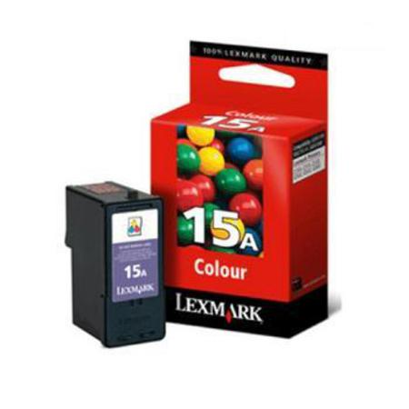 Lexmark No. 15A (18C2100) Color Original Print Cartridge