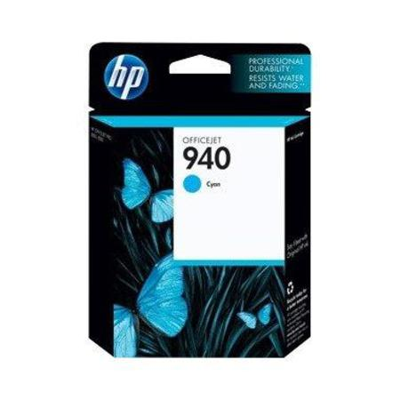 HP 940 Original Cyan Officejet Ink Cartridge