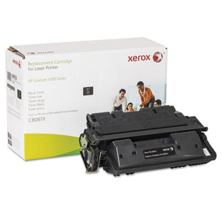 Xerox Premium Replacement Black High Capacity Toner Cartridge for HP 61X (C8061X)