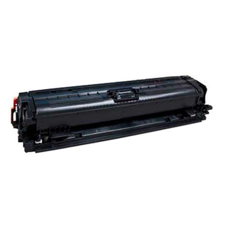 HP 650A (CE270A) Black Remanufactured LaserJet Toner Cartridge