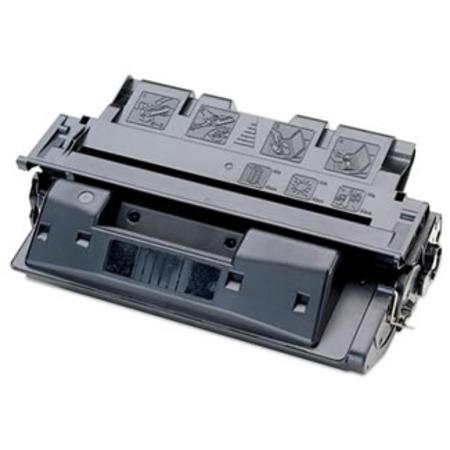 Compatible Black HP 61X High Yield Toner Cartridge (Replaces HP C8061X)