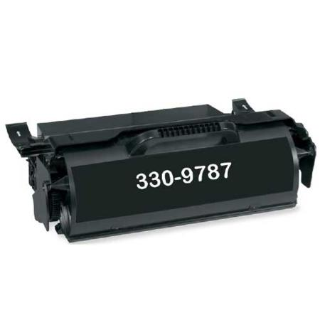 Compatible Black Dell 330-9787 Toner Cartridge