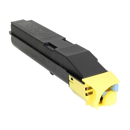 Kyocera Mita TK-8307Y Yellow Remanufactured Toner Cartridge