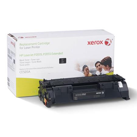 Xerox Premium Replacement Black Extended Capacity Toner Cartridge for HP 05A (CE505A)