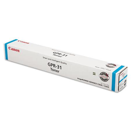 Canon GPR-31 Original Cyan Toner Cartridge (2794B003AA)