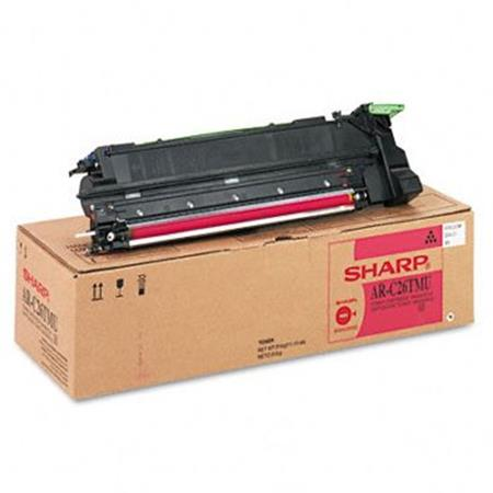 Sharp ARC26TMU Magenta Original Toner Cartridge