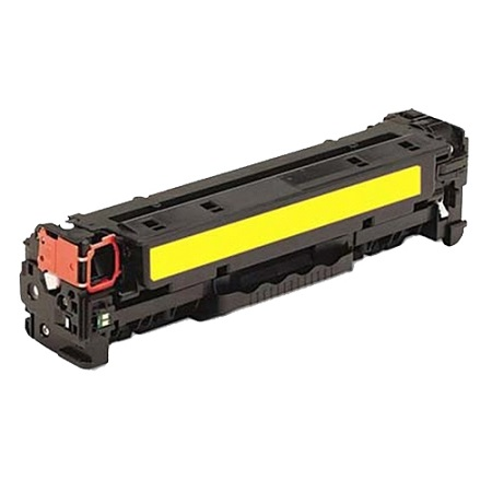 HP 312A Yellow Remanufactured Toner Cartridge (CF382A)