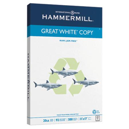 Hammermill Great White Copy Multipurpose Paper