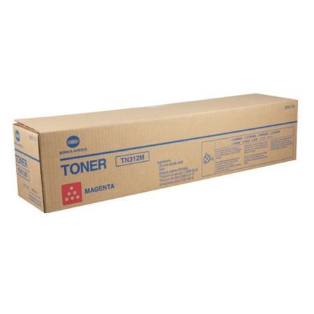 Konica Minolta TN312M (8938-703) Magenta Original Toner Cartridge