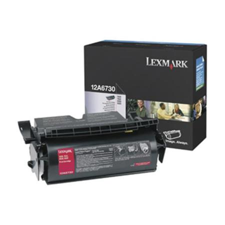 Lexmark 12A6730 Original Black Toner Cartridge