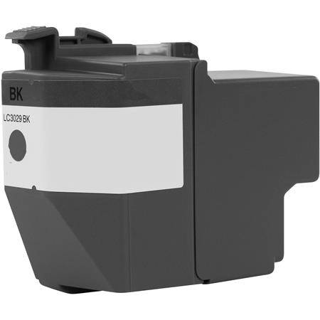 Compatible Black Brother LC3029BK High Yield Ink Cartridge
