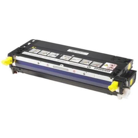 Compatible Yellow Dell 310-8098 High Capacity Toner Cartridge