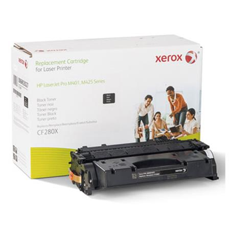 Xerox Premium Replacement Black High Capacity Toner Cartridge for HP 80X (CF280X)