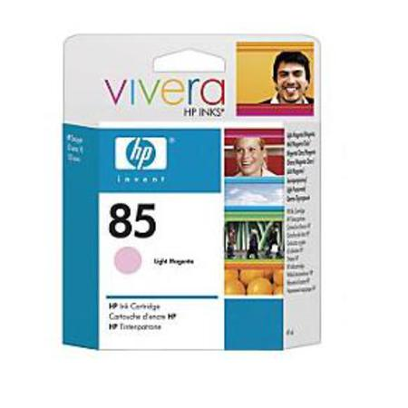 HP 85 Light Magenta Original Inkjet Cartridge (C9429A)