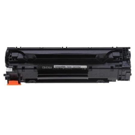 HP LaserJet 36A (CB436A) Remanufactured Black Toner Cartridge