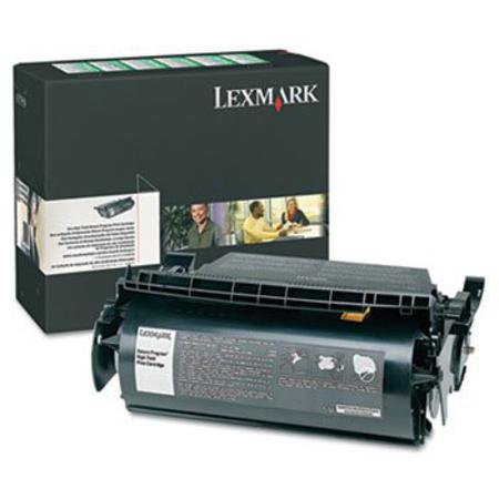 Lexmark 12A9685 Original Black High Yield Return Program Cartridge