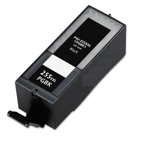 Compatible Black Canon PGI-255XXL Ink Cartridge (Replaces Canon 8050B001)