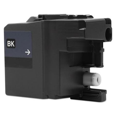 Compatible Black Brother LC20EBK Extra High Yield Ink Cartridge
