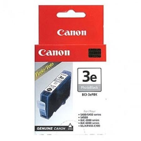 Canon BCI-3e Photo Black Original Ink Cartridge
