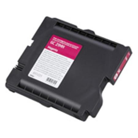Compatible Magenta Ricoh 405690 Ink Cartridge (Replaces GC31M)