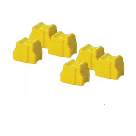 Xerox 108R00952 Yellow Compatible Solid Ink Cartridge 6 pack